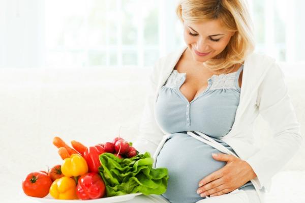bajar de peso durante el embarazo en el tercer trimestre